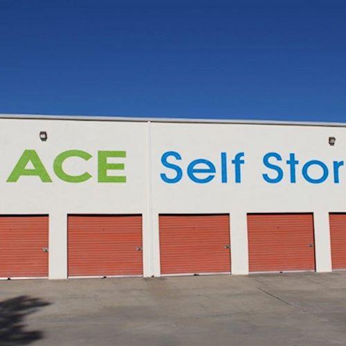Ace Self Storage Lakeside California