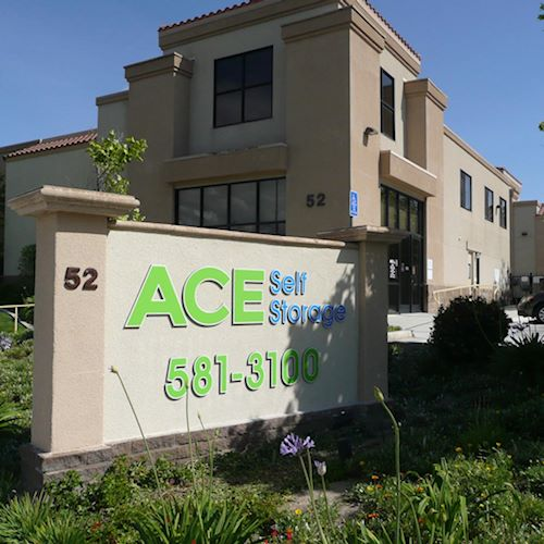 Ace Self Storage Simi Valley California