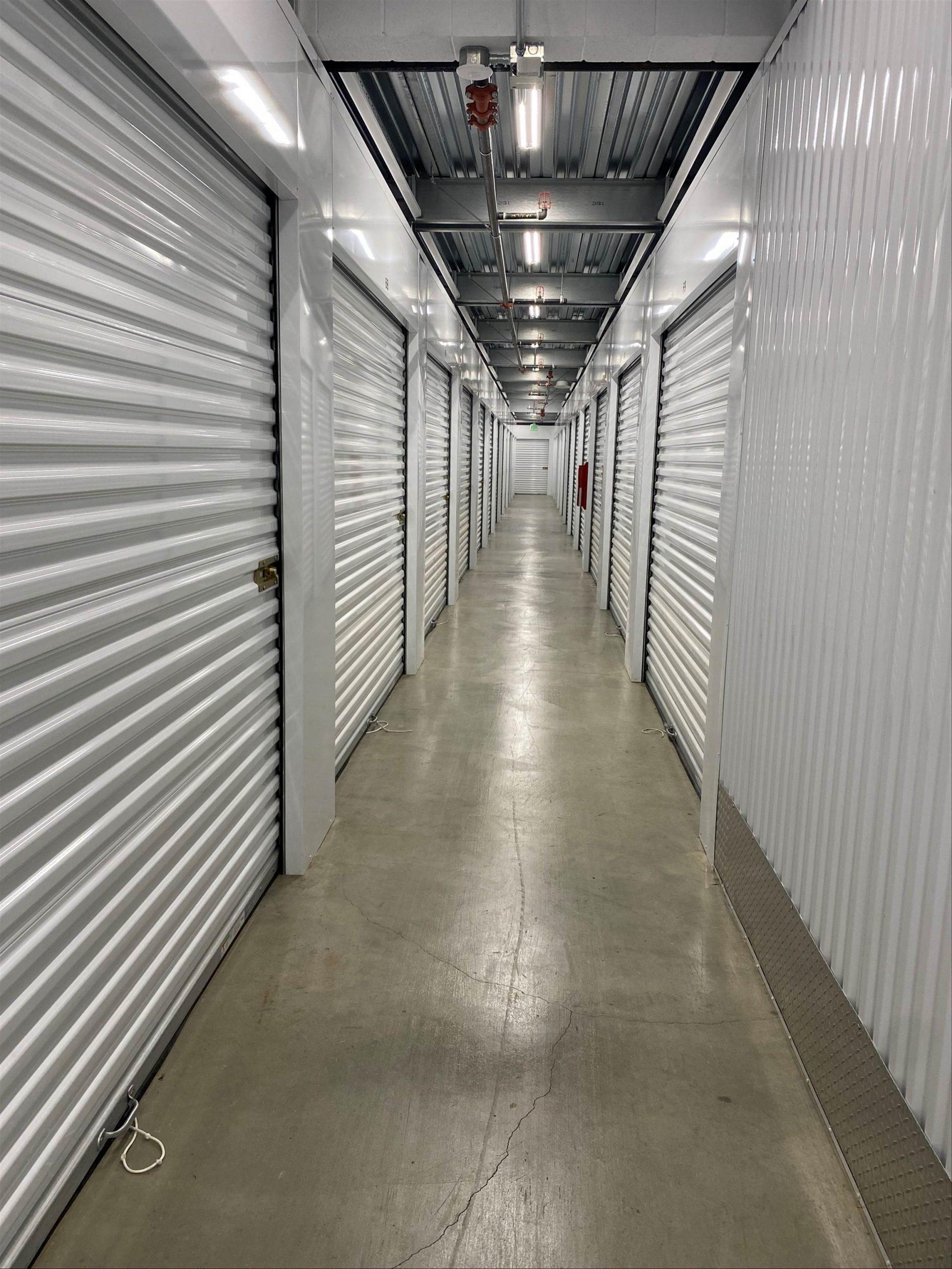 Miramar Self Storage Halway