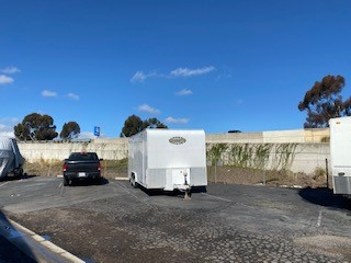 San Diego Trailer Storage